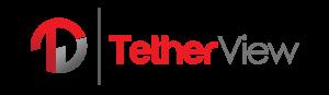 tetherview logo