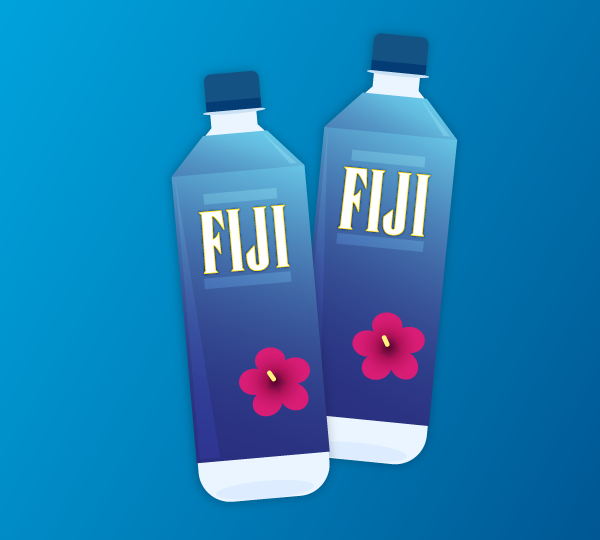 Fiji Water Wins Golden Globes