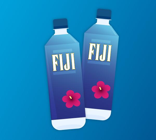 Fiji Water Wins Golden Globes