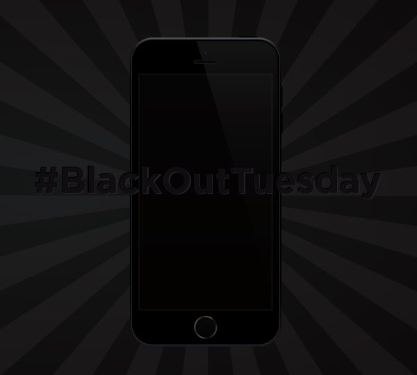 BlackoutTuesday